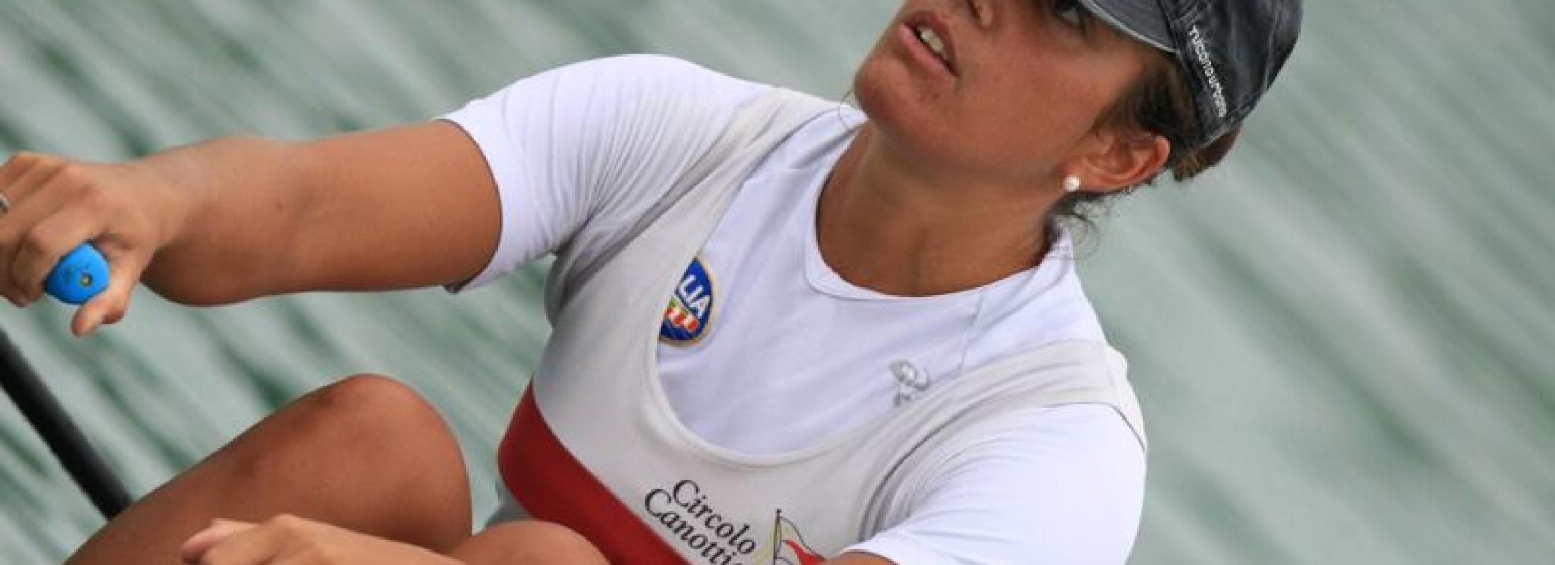Medaglia di bronzo per Laura Schiavone nel campionato italiano assoluto