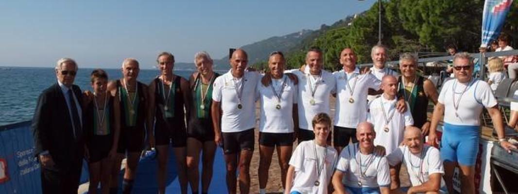 Canottaggio – Campionato Italiano del Mare 2014 – Trieste