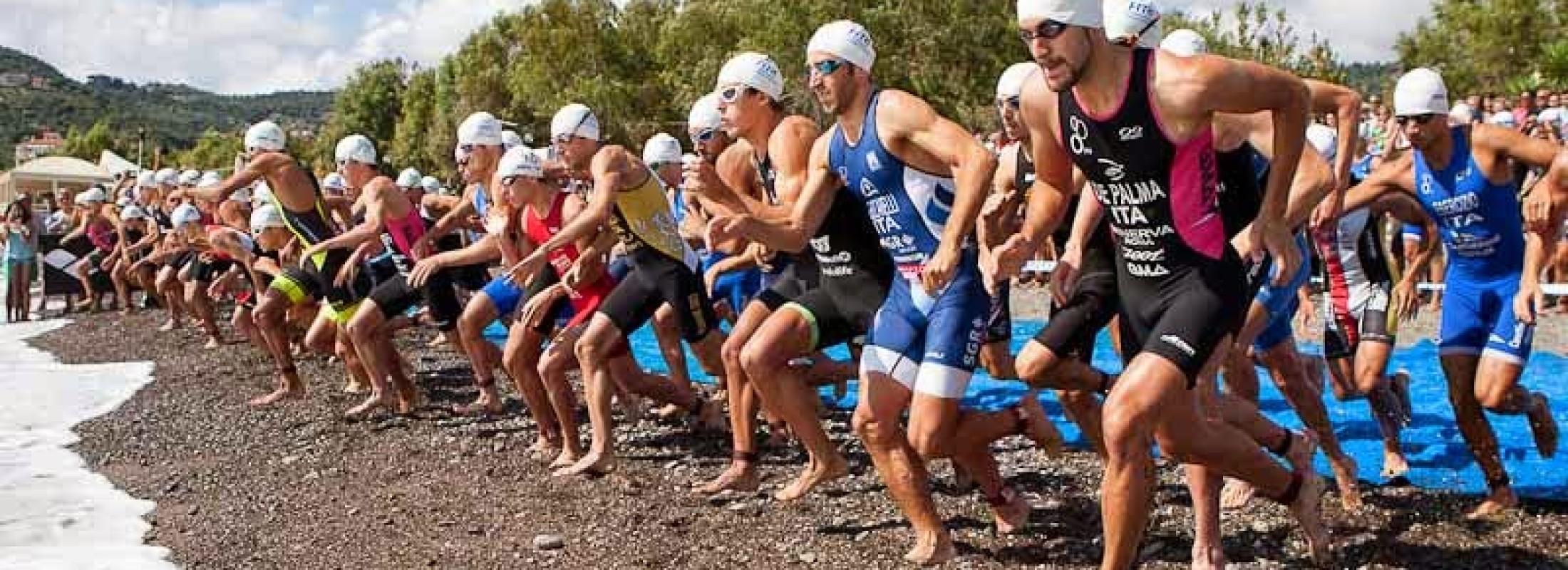 Sapri – Campionato italiano di triathlon Olimpico