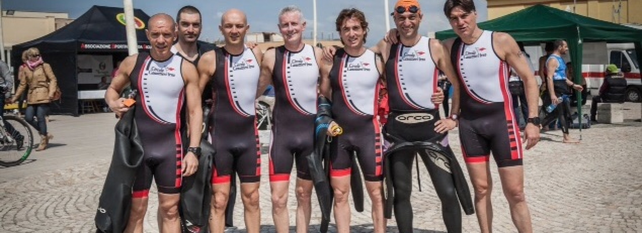 Triathlon, e vai!