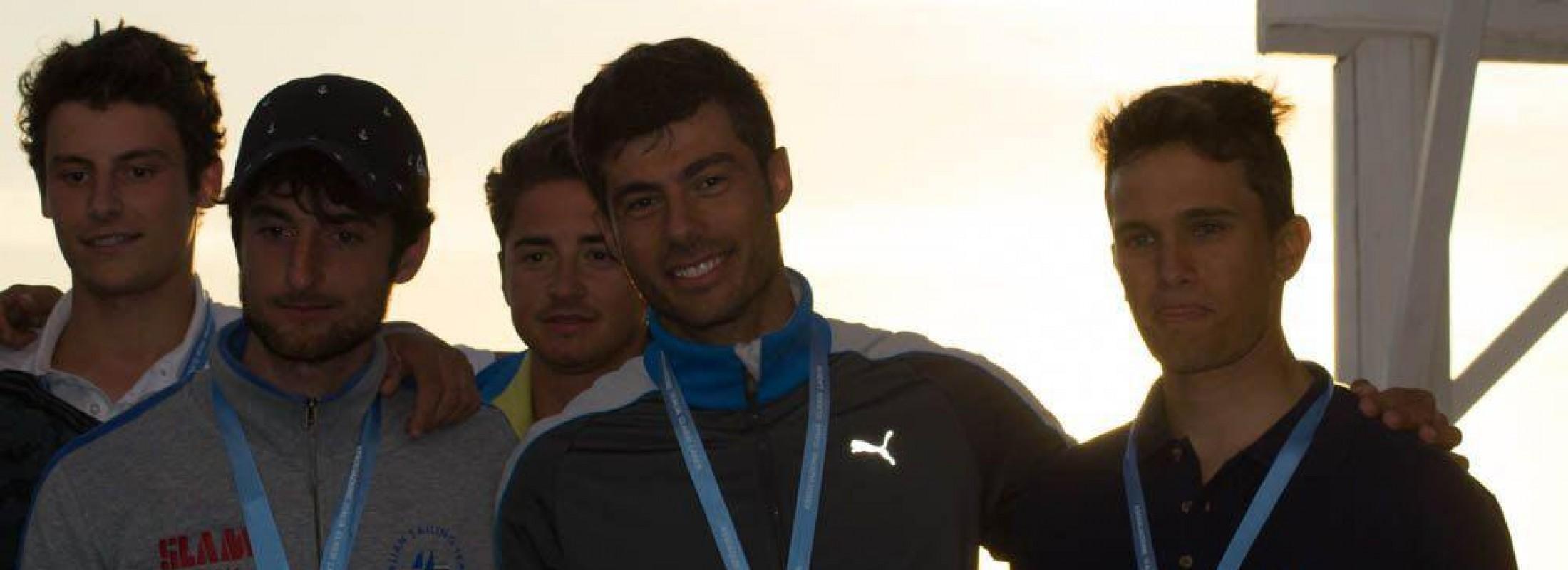 Vela – Campionato Nazionale Laser a Marina di Ragusa