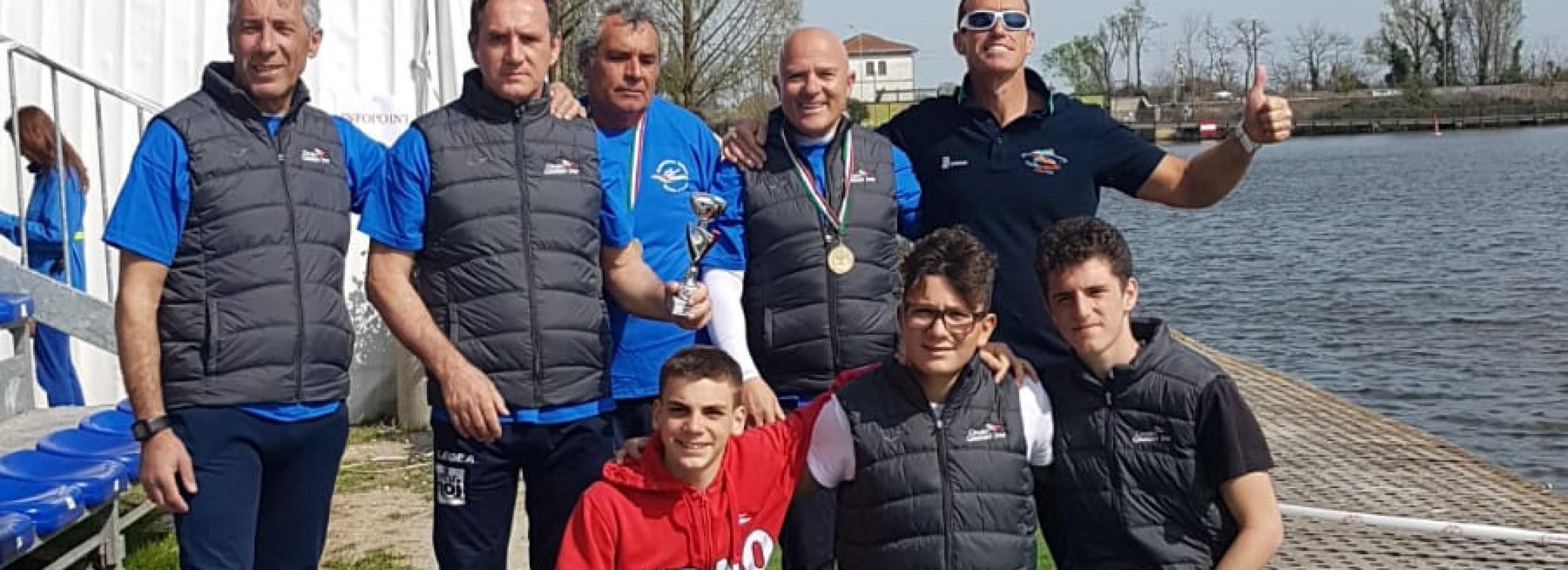 CANOA KAYAK – Campionati Italiani di Fondo – Mantova