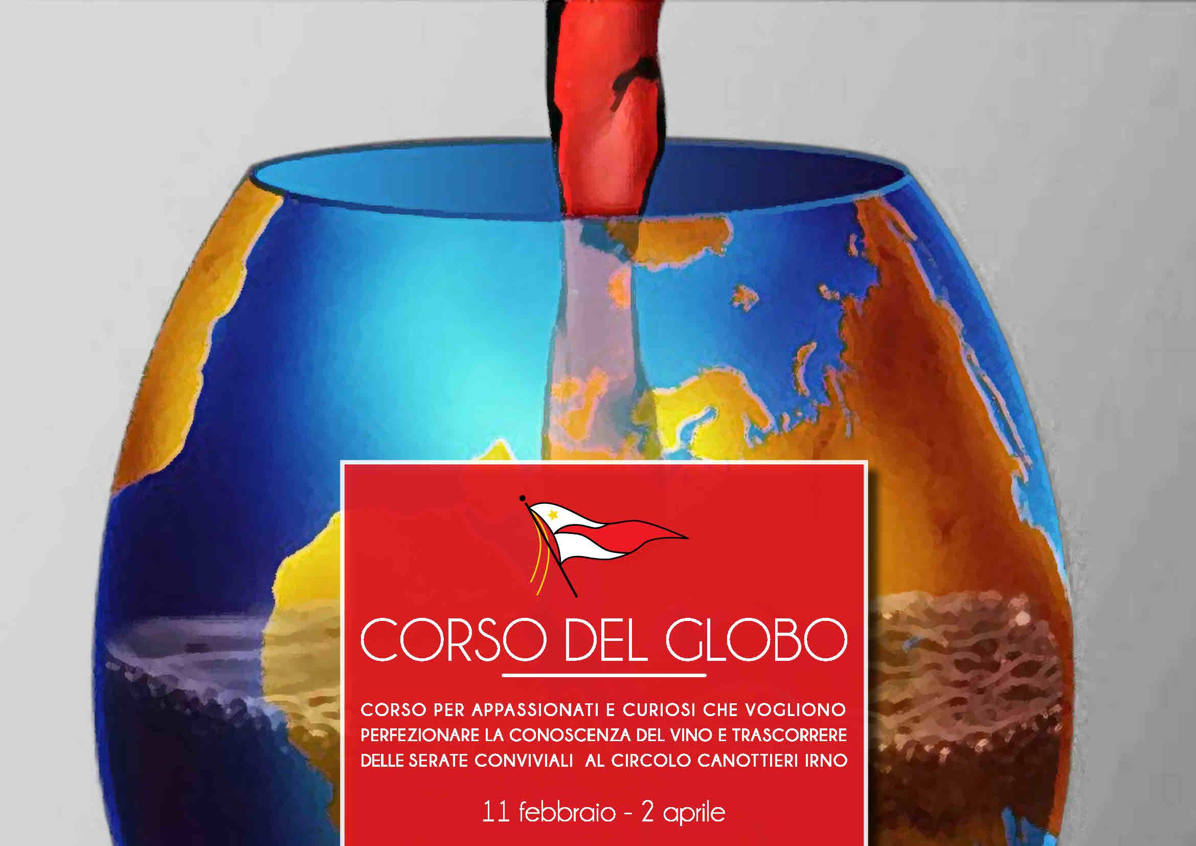 Corso di perfezionamento al vino – 'Il Corso del Globo'