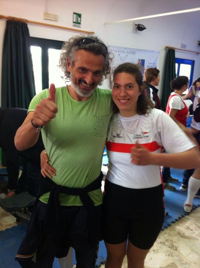 Gigi Galizia, un allenatore speciale