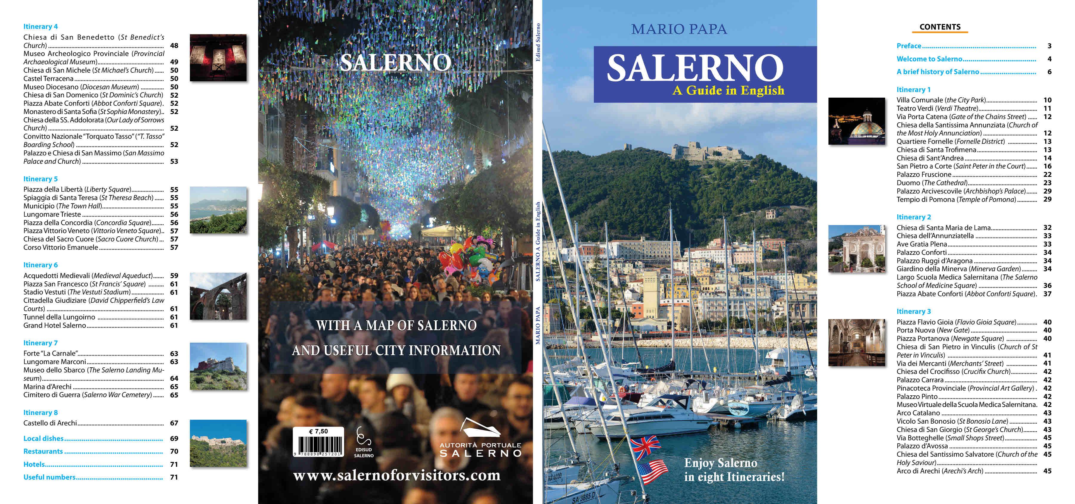 Salerno – Guida Turistica, Circolo Canottieri Irno Lunedi 9 maggio ore 18,00