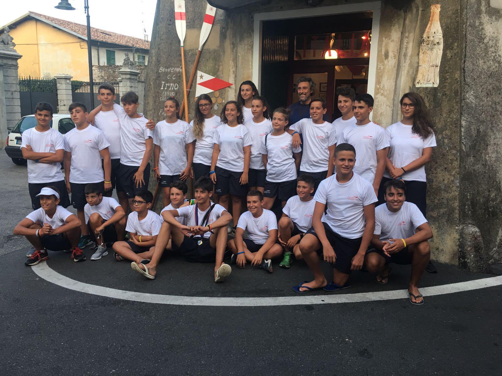 CANOTTAGGIO – PUSIANO – 28° Festival dei Giovani