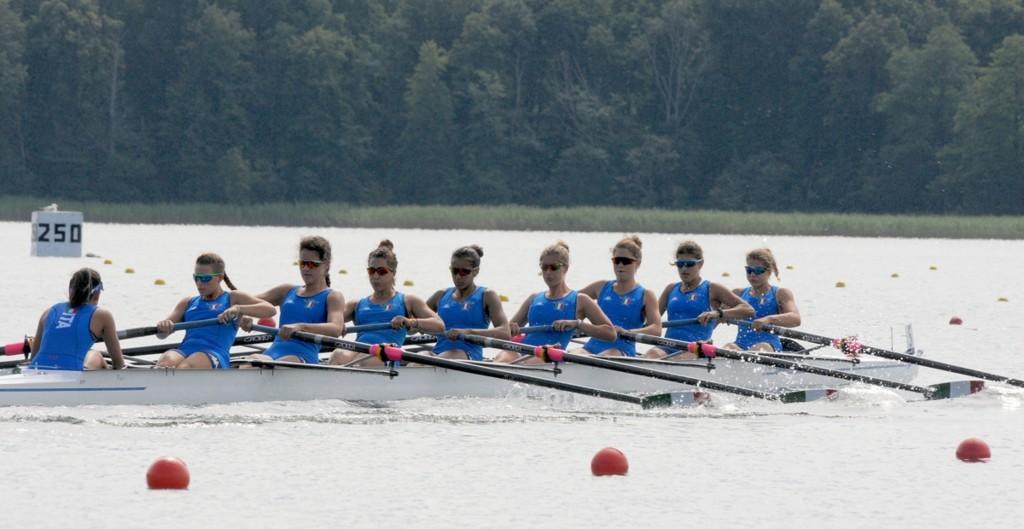 Canottaggio – Campionato del Mondo Juniores – Trakai