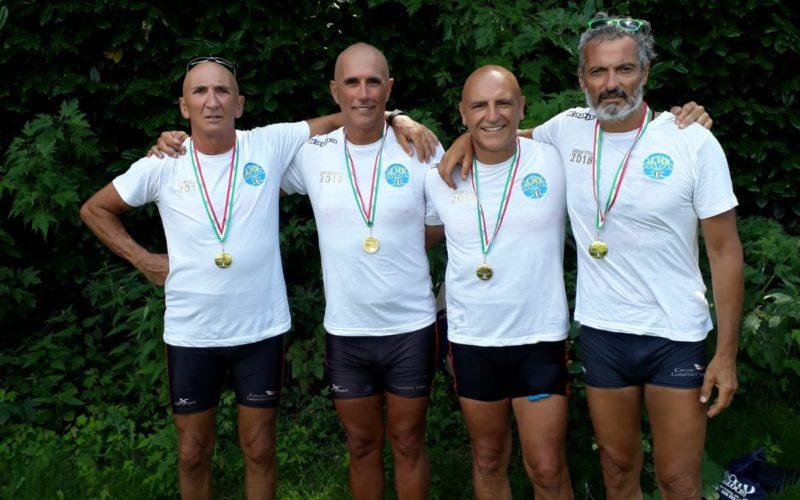 9° titolo Italiano dei nostri Master