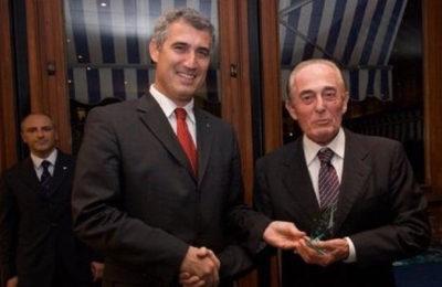 Fabiano roma Stella d'oro al merito sportivo