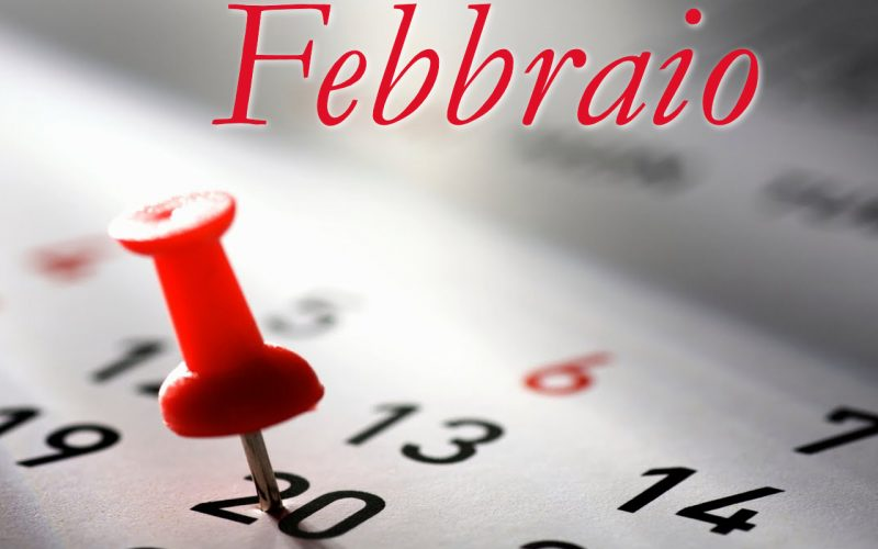 Programma Febbraio 2019