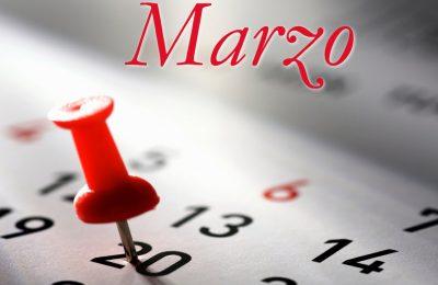 Programma Marzo 2019