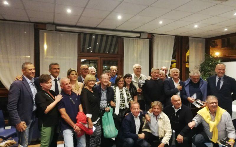 Al Circolo il ricordo di Ladislao Palumbo e gli anni d'oro della Rari Nantes Salerno