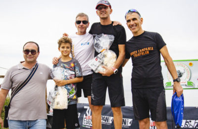 Triathlon: 30 Eggs e 6 medaglie