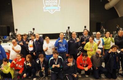 Campionato Italiano Indoor Rowing a Chianciano Terme