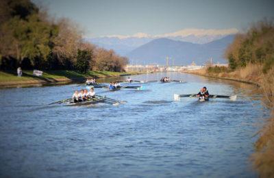 Al via la Navicelli Rowing Marathon