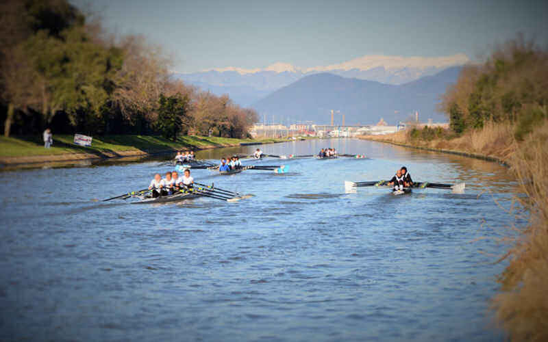 Al via la Navicelli Rowing Marathon