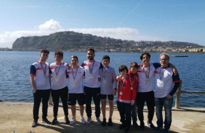 Canoa: 10 atleti tutti a medaglia