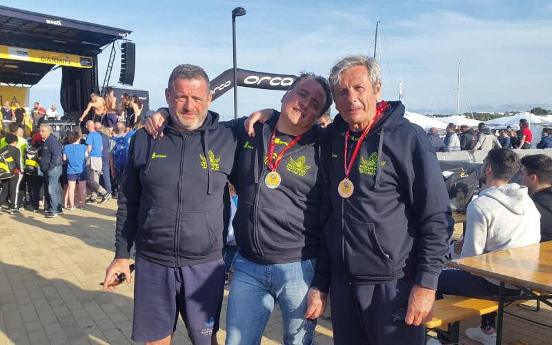 Grand Prix di Nuoto in acque libere 2019