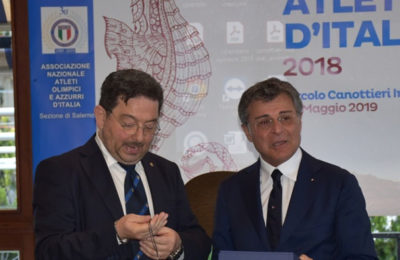 Atleti olimpici e azzurri d'Italia, tutti i premiati a Salerno