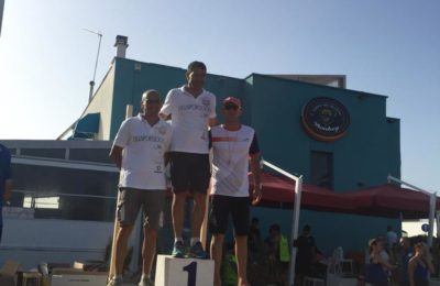 Triathlon sprint internazionale