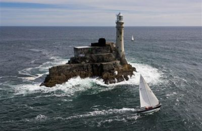Da Salerno all'assalto del Fastnet