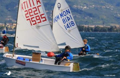 Optimist Ora Cup Ora