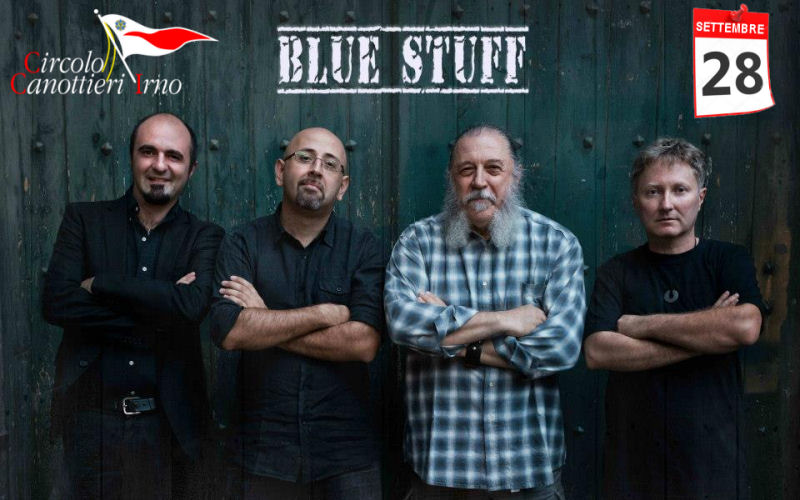 Blue Stuff: I fondatori del blues partenopeo in concerto all Circolo