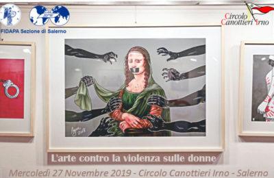 """Cerimonia di premiazione del concorso """"L'arte contro la violenza sulle donne"""""""