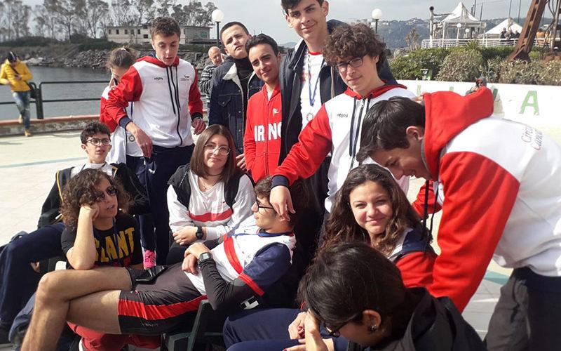 Coppa Nisida a Bagnoli, pioggia di medaglie per gli atleti del Circolo Canottieri Irno
