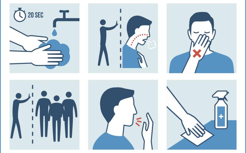 Misure volte al contenimento della diffusione delle infezioni da COVID-19