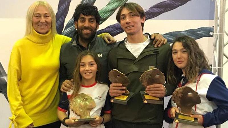 Vela, Premio Eolo assegnato a Cinquanta, Avallone, Salzano e Lavorato