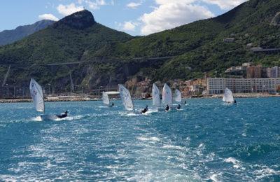 I velisti dei Canottieri Irno sono tornati in acqua: allenamenti in totale sicurezza