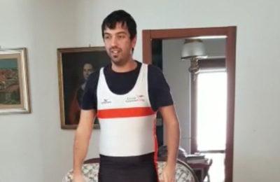 """""""Quarantine"""" virtuali Special Olympics: Canottieri Irno sul podio con Annunziata"""