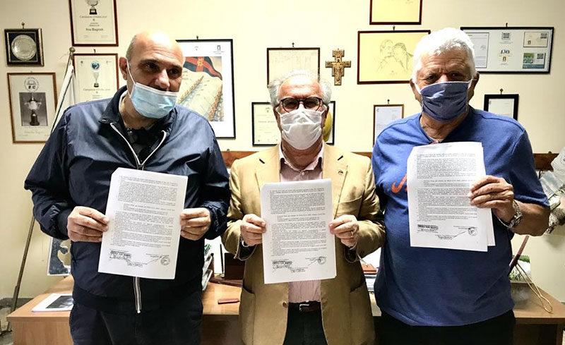 Canottieri Irno, Ilva e Posillipo: nasce il Polo Campania inclusivo per il Rowing