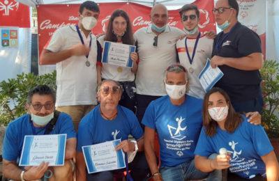 Smart Games 2020, premiati Special Olympics e Pararowing dei Canottieri Irno