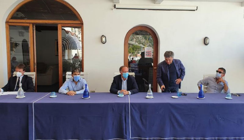 Canottieri-Lega, Salerno capitale della vela giovanile: presentati i Campionati Italiani