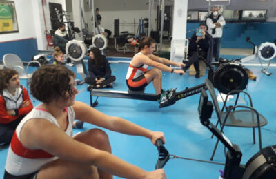 Remoergometro, l'Irno due volte sul tetto d'Italia all'Indoor Rowing Challenge