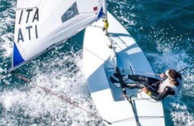 Vela, Mare torna sul podio all'Italia Cup: terzo posto nella classe Laser Under 19