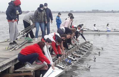 Campionato Regionale, l'otto femminile Junior regala uno storico oro all'Irno