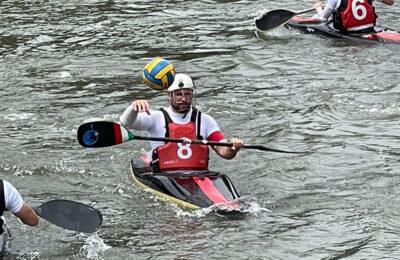 Canoa polo, inizio super dei Canottieri Irno: 3 vittorie, 1 pari e secondo posto in A1