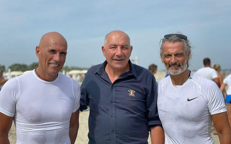 Canottaggio di mare, due secondi posti per Galizia e Sanseverino al Coastal Rowing