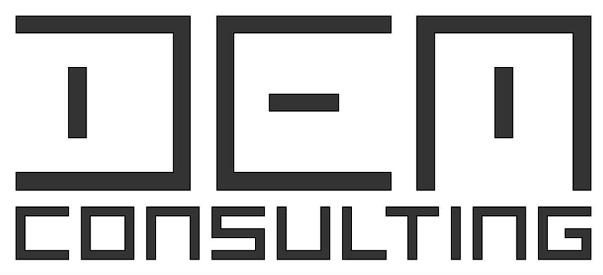 Logo DEM CONSULTING