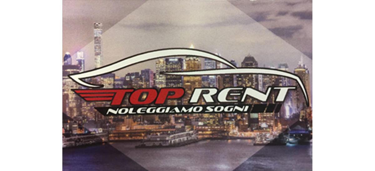 Logo TOP RENT NOLEGGIO