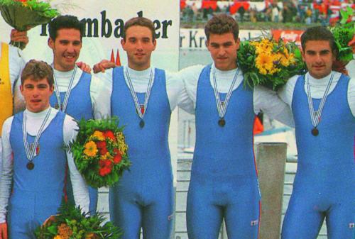 1998 - 4+it - 3° ai mondiali